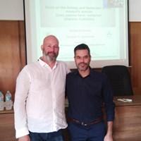 PhD Christos Spanoudis and Prof. Rickard Ignell.jpg