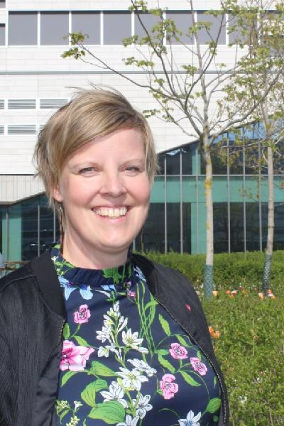 Madelene Rönnberg. Foto.
