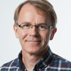 Portrait photo of Pär Forslund
