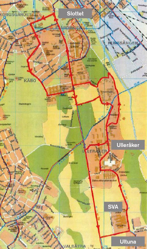 Bicycle Races In Uppsala Affect Ultuna Cmpus During The Weekend 13